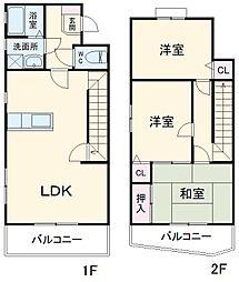 西鉄天神大牟田線 西鉄平尾駅 徒歩13分