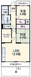 西鉄天神大牟田線 大橋駅 徒歩36分