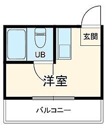 江曽島駅 1.8万円