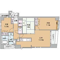 天神駅 13.0万円