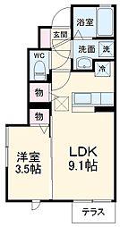 内原駅 6.0万円
