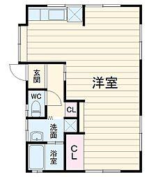 内原駅 5.0万円