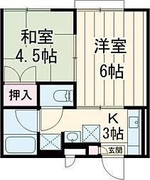 奥沢駅 8.5万円