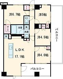 洗足駅 36.0万円