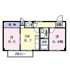 甚目寺駅 3.7万円