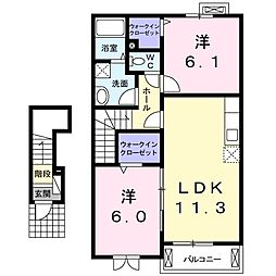 敷島駅 4.7万円