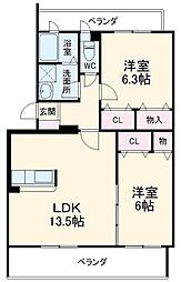 伊奈駅 6.1万円