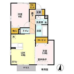 群馬総社駅 5.9万円