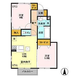 群馬総社駅 5.6万円