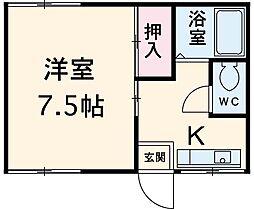 昭島駅 4.3万円
