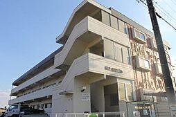 愛知県岡崎市矢作町字竊樹の賃貸マンションの外観
