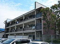 パンション明石[2階]の外観