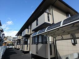 埼玉県さいたま市南区大字円正寺の賃貸アパートの外観