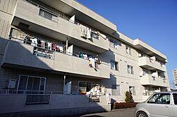 栃木県宇都宮市戸祭3の賃貸マンションの外観