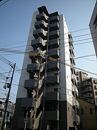 大阪府大阪市北区大淀中3丁目の賃貸マンションの外観
