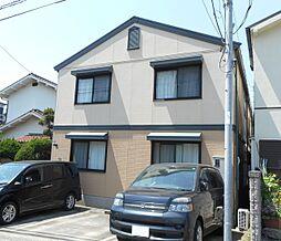 兵庫県神戸市長田区平和台町3丁目の賃貸アパートの外観