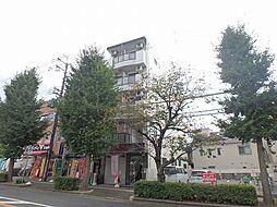 大阪府箕面市西小路5丁目の賃貸マンションの外観