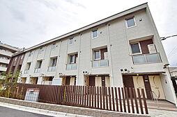 多摩都市モノレール 桜街道駅 徒歩4分の賃貸アパート