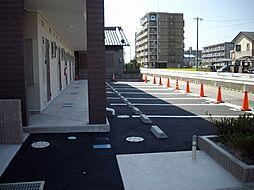 愛知県安城市桜町の賃貸アパートの外観