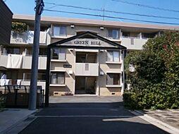 神奈川県川崎市多摩区枡形6丁目の賃貸アパートの外観