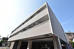 大阪府和泉市箕形町1丁目の賃貸マンションの外観