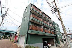 コンフォール湊川[4階]の外観