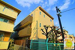 ミラール本八幡[303号室]の外観