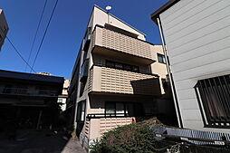 静風ハイツ[3階]の外観