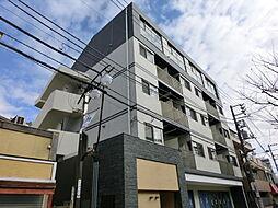 東京都練馬区貫井3丁目の賃貸マンションの外観