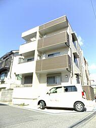 大阪府豊中市夕日丘1丁目の賃貸アパートの外観