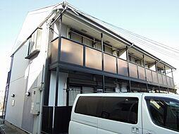 大阪府豊中市柴原町5丁目の賃貸アパートの外観