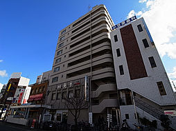 板宿駅前ビラー[4階]の外観