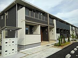 愛知環状鉄道 北岡崎駅 徒歩22分の賃貸アパート
