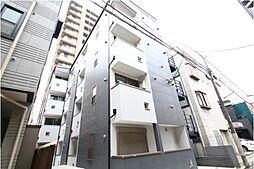 東京都葛飾区新小岩1丁目の賃貸アパートの外観