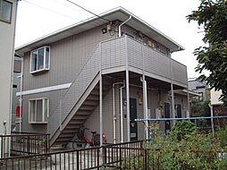 池田アパート[1階]の外観
