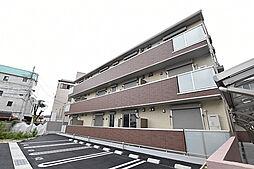 ムーラン ア ヴァン C棟[3階]の外観