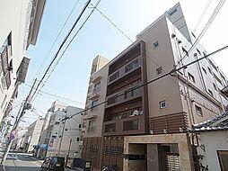 楠六住宅[4階]の外観