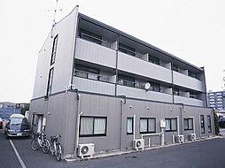レオパレスシャルマン[2階]の外観