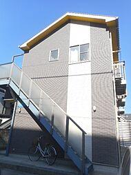 ロワール八幡A[2階]の外観