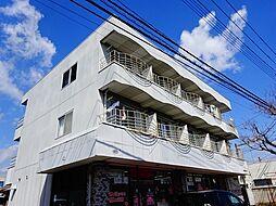 栃木県小山市神鳥谷5丁目の賃貸マンションの外観