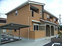 神奈川県横浜市瀬谷区本郷3丁目の賃貸アパートの外観