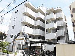 神奈川県大和市深見西1丁目の賃貸マンションの外観