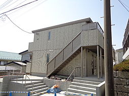 横浜市営地下鉄ブルーライン 上永谷駅 徒歩10分の賃貸アパート