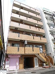 ライオンズマンション鶴見第2[6階]の外観
