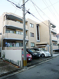 福岡県春日市千歳町2丁目の賃貸マンションの外観