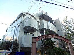 YOKOHAMA BAY HILLS[204号室]の外観