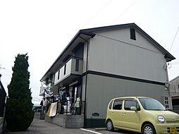 スカイハイツ[2階]の外観