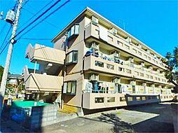 東京都八王子市南大沢2の賃貸マンションの外観
