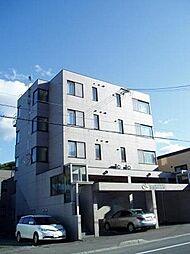 アスティオン奥沢[402号室]の外観