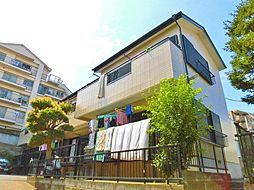 神奈川県横浜市瀬谷区三ツ境の賃貸アパートの外観